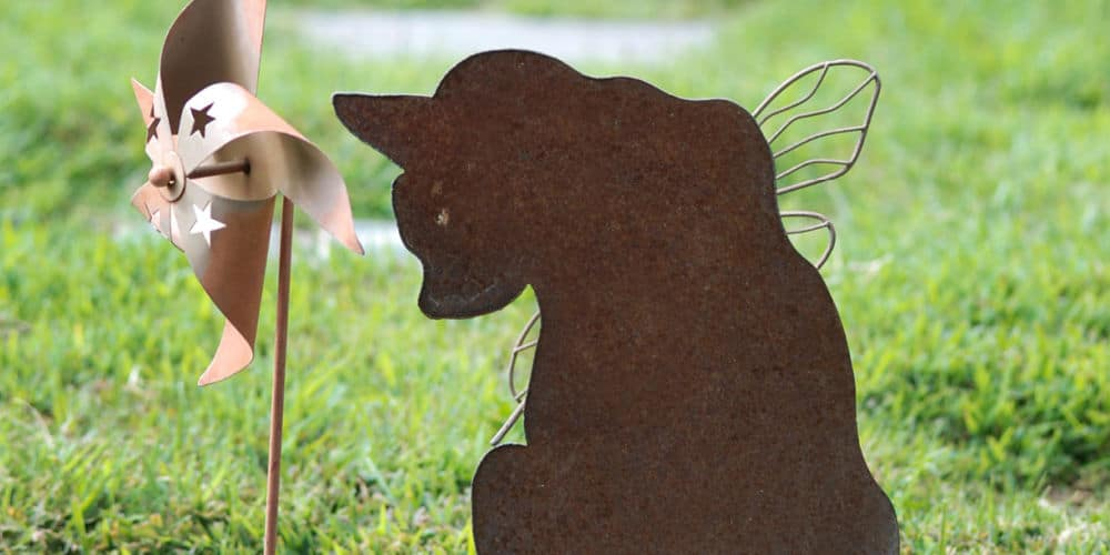 Cat Memorial Pet Cemetary